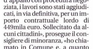 Appalto Franna C.da Villanesi