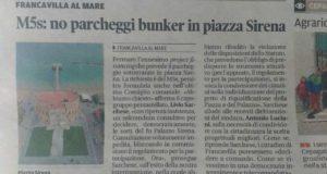 Parcheggio sotterraneo in Piazza Sirena: l'ennesimo project financing!